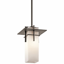 49645OZ Kichler Caterham 1Lt Outdoor Hanging Pendant (DISCONTINUED ITEM!)