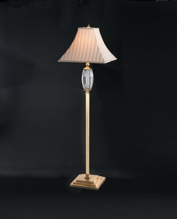 108-887-60-00 Waterford Lighting Spire Floor Lamp