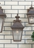 OL1001WP-R Murray Feiss Lighting Homestead Wall Mount Lantern (CLEARANCE ITEM)