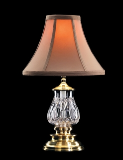 135-417-16-00 Waterford Lighting Blue Bell Accent Lamp