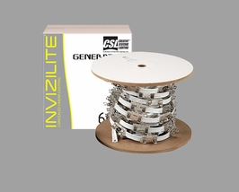 INV60-3WT CSL Lighting 60ft Spool With 3 inch Spacing in white Finish