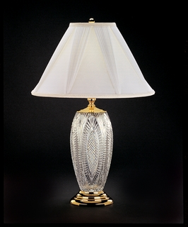 116-658-30-00 Waterford Lighting Reflections Table Lamp