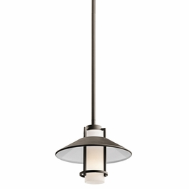 49813OZ Kichler Tavistock 1Lt Outdoor Hanging Pendant (DISCONTINUED ITEM!)