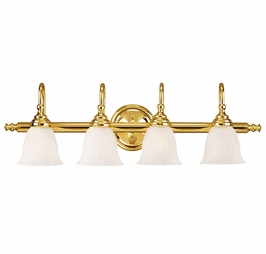 1062-4PB Savoy House Lighting Vanity Light