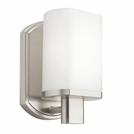 10665NI Kichler Lege Wall Sconce 1Lt Fluorescent Bracket (DISCONTINUED ITEM!)