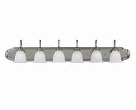 1079-6CH Savoy House Lighting Vanity Light