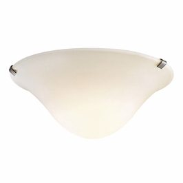 10893OZ Kichler Olde Bronze Semi-flush 1Lt Fluorescent Ceiling Lights (DISCONTINUED ITEM!)