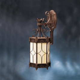 10982OI Kichler Lighting Palencia Outdoor Wall Sconce in Old Iron (DISCONTINUED ITEM!)
