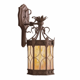 10987OI Kichler Lighting Palencia Outdoor Wall Sconce in Old Iron (DISCONTINUED ITEM!)