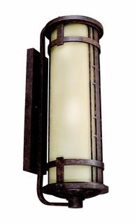 11039AGZ Kichler Aged Bronze Outdoor Wall 4Lt Fluorescent Aged Prairie Outdoor (DISCONTINUED ITEM!)