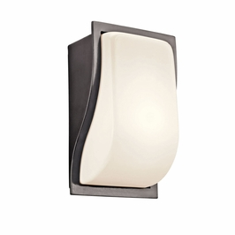 11096AZ Kichler Outdoor Wall Sconce 1 Light Fluorescent (DISCONTINUED ITEM!)