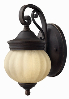 1110OL Hinkley Lighting Pottery Small Outdoor Wall Sconce