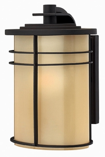 1120MR-ESDS Hinkley Outdoor Ledgewood 1 Light Small Wall