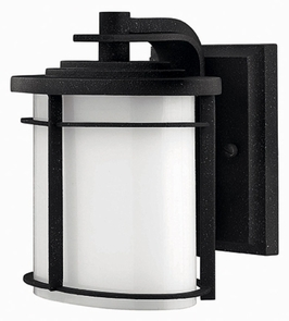 1126VK-ES Hinkley Outdoor Ledgewood 1 Light Mini Wall