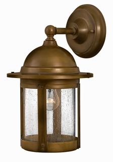 1160AS Hinkley Lighting Edison Medium Outdoor Wall Sconce
