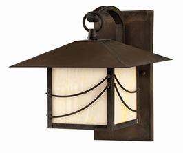 1170SN Hinkley Lighting Mission Small Outdoor Wall Sconce