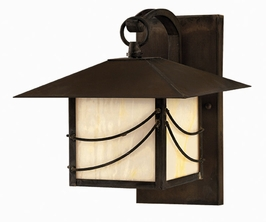 1170SN-ES Hinkley Lighting Mission Small Energy Saving Outdoor Wall Sconce