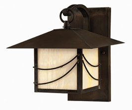 1170SN-ESDS Hinkley Lighting Mission Small Energy Saving Dark Sky Outdoor Wall Sconce
