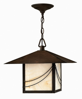 1173SN-DS Hinkley Lighting Mission Dark Sky Outdoor Hanging Light