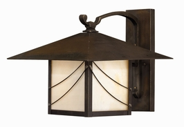 1175SN Hinkley Lighting Mission Large Outdoor Wall Sconce