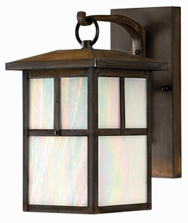 1190SN Hinkley Lighting Pueblo Small Outdoor Wall Sconce
