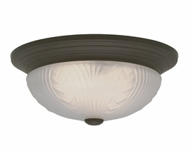 1195-BZ Savoy House Lighting Flush Mount Light