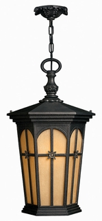 1212PT-ES Hinkley Lighting Warwick Energy Saving Outdoor Hanging Light