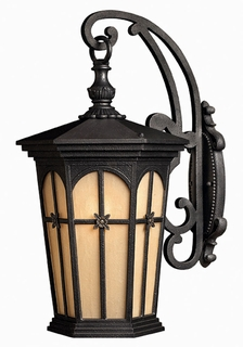 1215PT-ES Hinkley Lighting Warwick Large Energy Saving Outdoor Wall Sconce