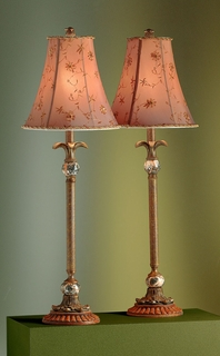 270290-R Kichler Lighting Buffet Lamp in Antique Bronze (DISCONTINUED ITEM!)