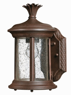 1220RK-DS Hinkley Lighting Cayo Costa Small Dark Sky Outdoor Wall Sconce