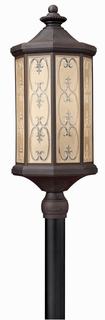 1231MR Hinkley Lighting Chateau Extra Large Outdoor Post Light