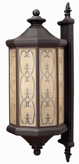 1235MR Hinkley Lighting Chateau Large Outdoor Wall Sconce