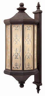 1239MR Hinkley Lighting Chateau Extra Large Outdoor Wall Sconce