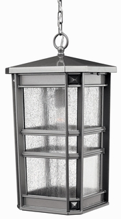 1262HE-DS Hinkley Lighting Park Ave Dark Sky Outdoor Hanging Light