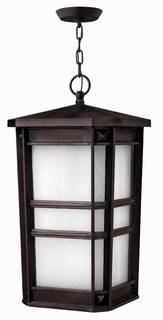 1262VZ-DS Hinkley Lighting Park Ave Dark Sky Outdoor Hanging Light