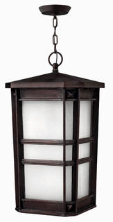 1262VZ-ESDS Hinkley Lighting Park Ave Energy Saving Dark Sky Outdoor Hanging Light