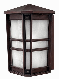 1264VZ Hinkley Lighting Park Ave Medium Outdoor Wall Sconce