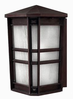 1264VZ-ESDS Hinkley Lighting Park Ave Medium Energy Saving Dark Sky Outdoor Wall Sconce