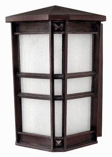 1265VZ Hinkley Lighting Park Ave Large Outdoor Wall Sconce