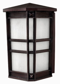 1265VZ-EST Hinkley Lighting Park Ave Large Energy Star Outdoor Wall Sconce