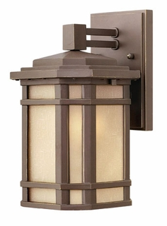 1270OZ-DS Hinkley Outdoor Cherry Creek 1 Light Small Wall