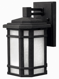 1270VK-DS Hinkley Outdoor Cherry Creek 1 Light Small Wall