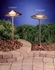 15356CO Kichler Lighting Contours Low Voltage Landscape Path and Spread Light in Copper (DISCONTINUED ITEM!)