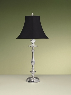 70593 Kichler Lighting New Traditions Silver Table Lamp in Silver Various (DISCONTINUED ITEM!)