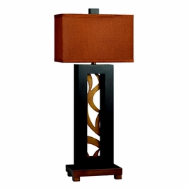 70610 Kichler Westwood Console Lamp 1 Light Portable (DISCONTINUED ITEM!)
