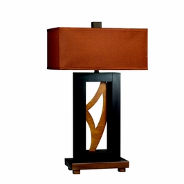 70611 Kichler Westwood Table Lamp 1 Light Portable (DISCONTINUED ITEM!)
