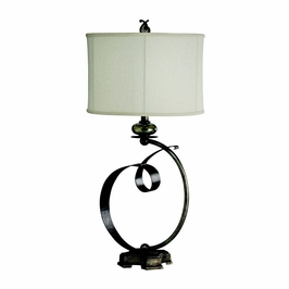 70622 Kichler Westwood Table Lamp 1 Light Portable (DISCONTINUED ITEM!)