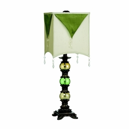70630 Kichler Westwood Table Lamp 1 Light Portable (DISCONTINUED ITEM!)
