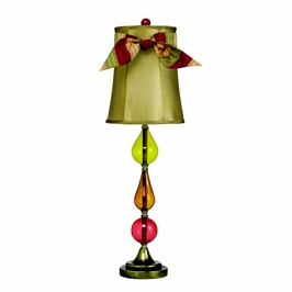 70631 Kichler Lighting Table Lamp in a Antique Brass Finish (DISCONTINUED ITEM!)