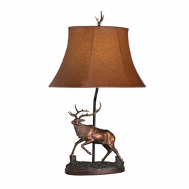 70636 Kichler Bronze Desk Lamp 1Lt Dakota Ridge Table Lamp (DISCONTINUED ITEM!)